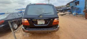 Toyota Land Cruiser 2002 HDJ 100 Black | Cars for sale in Lagos State, Ikeja