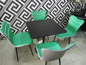 Very Good Quality Restaurant and Dining Chair and Table Set | Furniture for sale in Lagos State, Lagos Island (Eko)