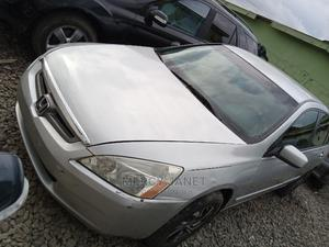 Honda Accord 2006 2.4 Executive Silver   Cars for sale in Lagos State, Agege