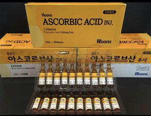 Huons Vitamin C Injections (Skin Application Injectable) | Skin Care for sale in Lagos State, Ikeja