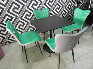 Very Good Quality Restaurant and Dining Chair and Table Set | Furniture for sale in Abuja (FCT) State, Maitama