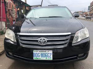 Toyota Avalon 2005 Limited Black | Cars for sale in Lagos State, Ogba