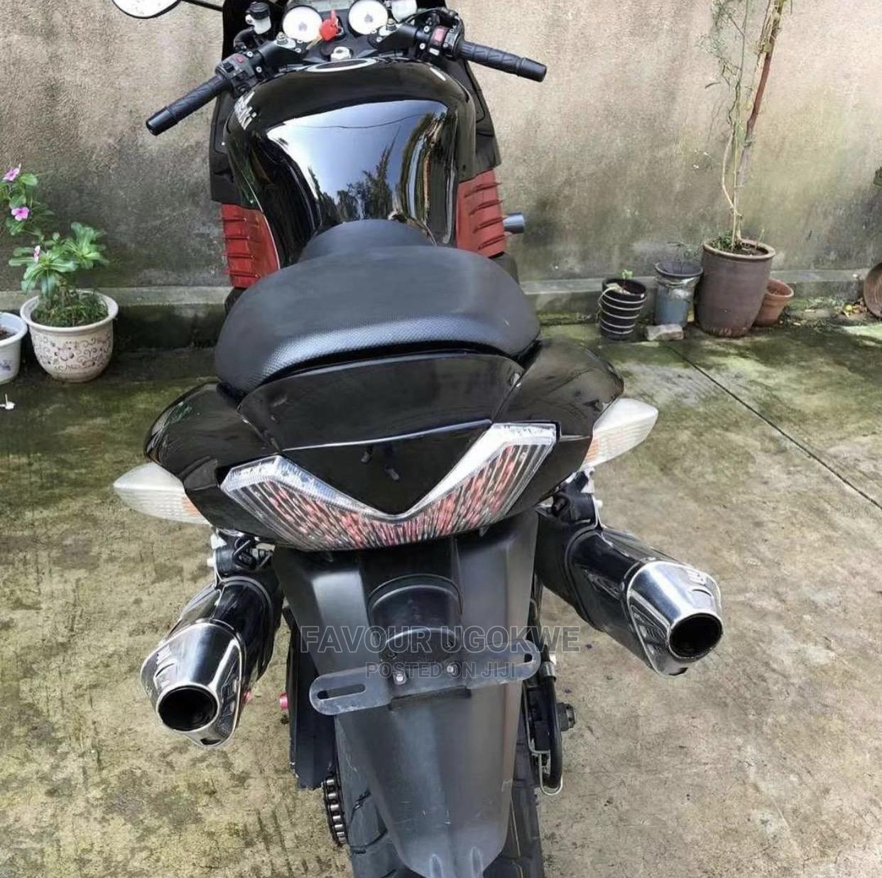 New Kawasaki Ninja ZX-14R 2016 Black | Motorcycles & Scooters for sale in Lagos Island (Eko), Lagos State, Nigeria