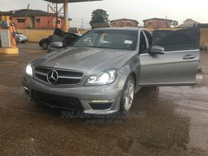 Mercedes-Benz C63 2014 Gray | Cars for sale in Lagos State, Ojodu