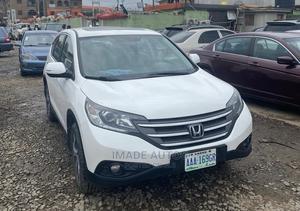 Honda CR-V 2014 White   Cars for sale in Lagos State, Ogba