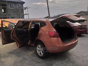 Nissan Rogue 2008 SL 4WD Orange   Cars for sale in Lagos State, Ajah