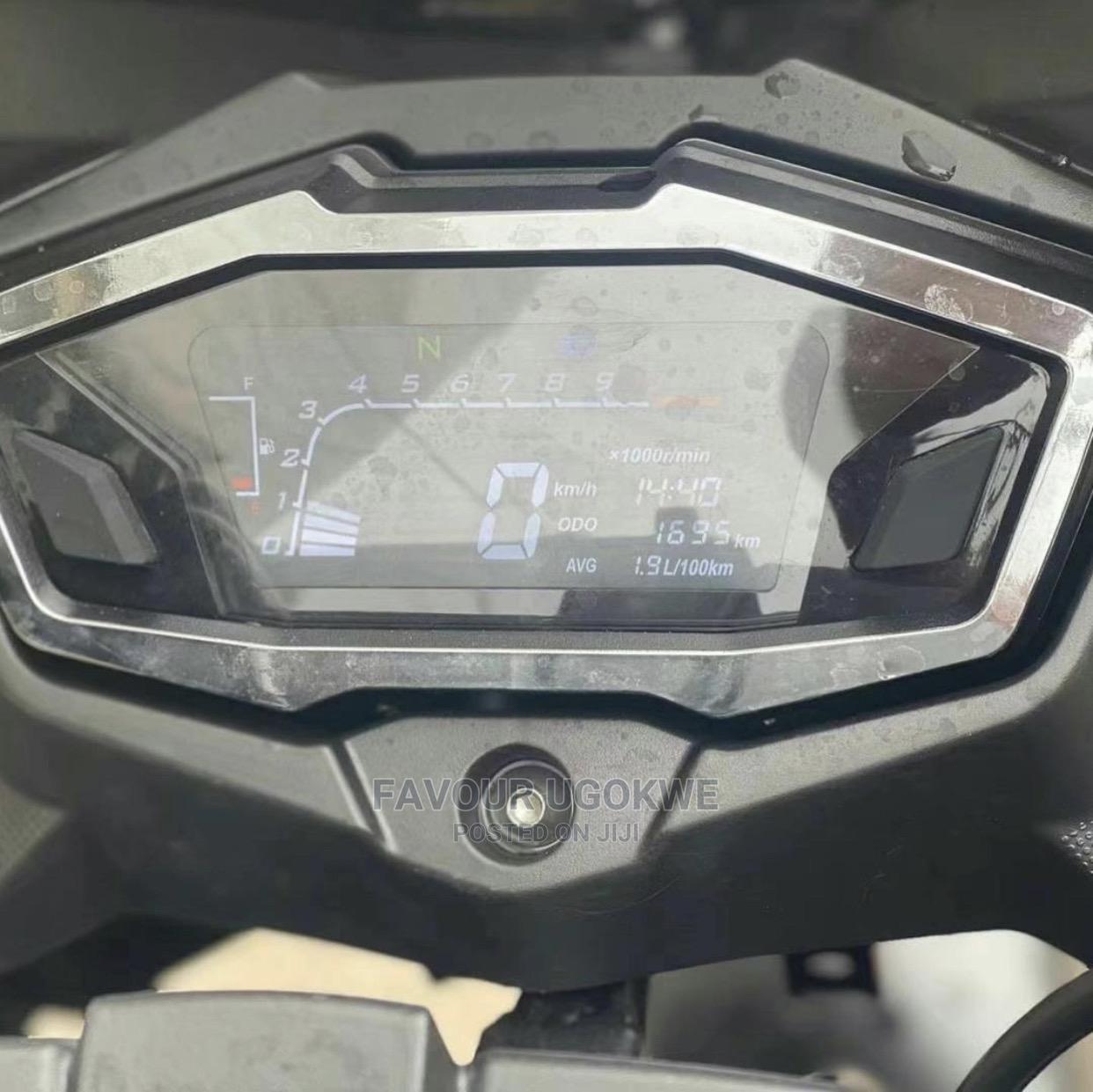 New Motorcycle 2015 Black   Motorcycles & Scooters for sale in Lagos Island (Eko), Lagos State, Nigeria