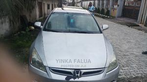 Honda Accord 2007 Sedan SE V-6 Automatic Silver   Cars for sale in Lagos State, Amuwo-Odofin