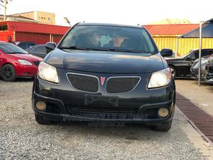 Pontiac Vibe 2005 1.8 AWD Black | Cars for sale in Abuja (FCT) State, Mabushi