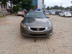 Honda Accord 2008 Coupe 2.4 EX Automatic Gray   Cars for sale in Abuja (FCT) State, Central Business District