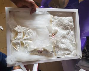 Baby Girl Naming/Dedication Dress Set | Children's Clothing for sale in Edo State, Benin City