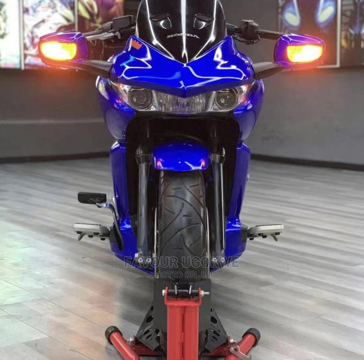 New Honda 2019 Blue