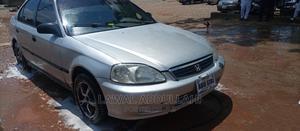 Honda Civic 2000 Silver | Cars for sale in Abuja (FCT) State, Gwagwalada
