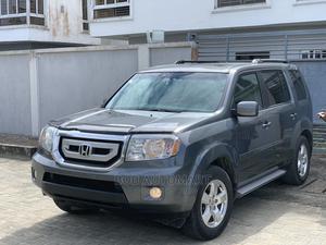 Honda Pilot 2010 Gray   Cars for sale in Lagos State, Lekki