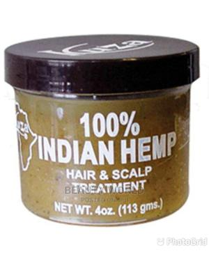 Kuza KUZA Indian Hemp Hair Cream Treatment Care.   Hair Beauty for sale in Lagos State, Ojo