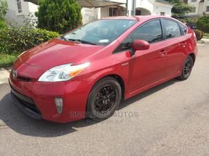 Toyota Prius 2013 Red | Cars for sale in Abuja (FCT) State, Lokogoma