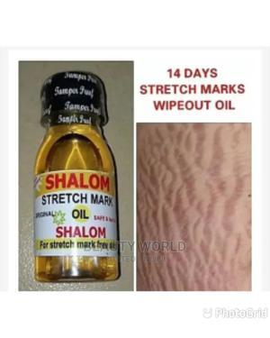 Shalom Stretch Marks Oil | Skin Care for sale in Lagos State, Ojo