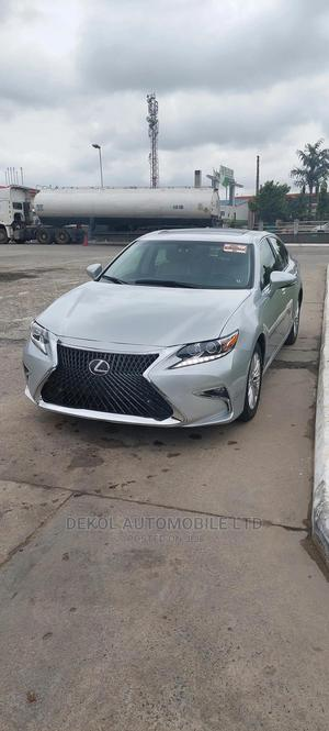 Lexus ES 2013 350 FWD Silver   Cars for sale in Lagos State, Ikeja