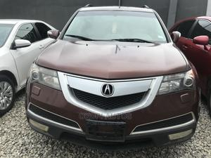 Acura MDX 2010 Orange   Cars for sale in Lagos State, Ogba