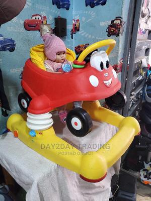Tokunbo Uk Used 2in1 Baby Walker | Children's Gear & Safety for sale in Lagos State, Ikeja