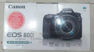 Canon EOS 80D Camera | Photo & Video Cameras for sale in Lagos State, Lagos Island (Eko)