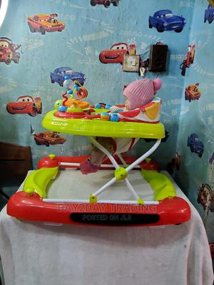 Tokunbo Uk Used 2in1 Baby Walker and Rocker | Children's Gear & Safety for sale in Lagos State, Ikeja