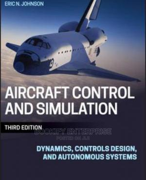 Aircraft Control and Simulation | Books & Games for sale in Lagos State, Surulere