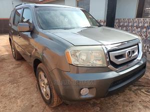 Honda Pilot 2009 Gray   Cars for sale in Ogun State, Ado-Odo/Ota