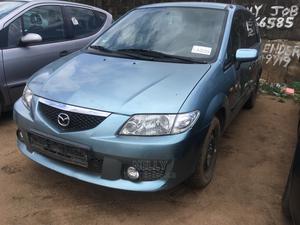 Mazda Premacy 2004 Blue   Cars for sale in Lagos State, Alimosho