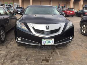 Acura ZDX 2010 Base AWD Black | Cars for sale in Anambra State, Onitsha