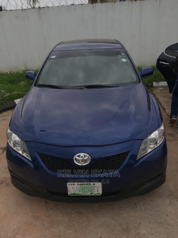 Toyota Camry 2008 Blue | Cars for sale in Benin City, Edo State, Nigeria