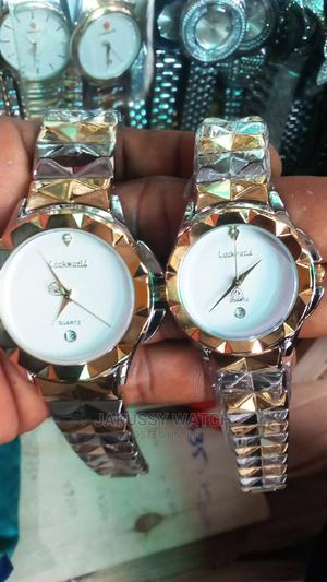 Lookworld Couple Chain Wrist Watch Good Quality Affordable   Watches for sale in Lagos State, Lagos Island (Eko)