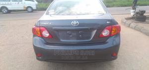 Toyota Corolla 2010 Gray | Cars for sale in Oyo State, Ibadan