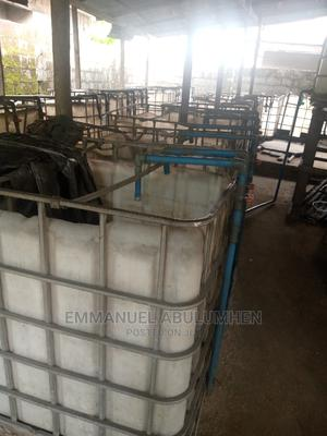 Chemical Tank   Farm Machinery & Equipment for sale in Rivers State, Port-Harcourt