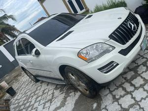 Mercedes-Benz M Class 2011 ML 350 4Matic White | Cars for sale in Lagos State, Ojo