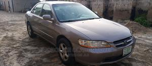 Honda Accord 2000 Coupe Brown   Cars for sale in Ondo State, Ondo / Ondo State