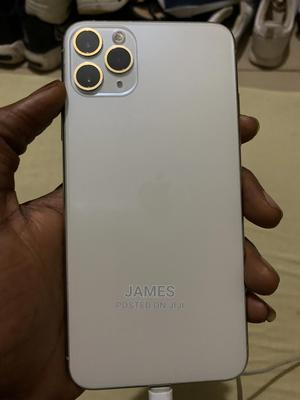 Apple iPhone 11 Pro Max 256 GB White   Mobile Phones for sale in Abuja (FCT) State, Lugbe District