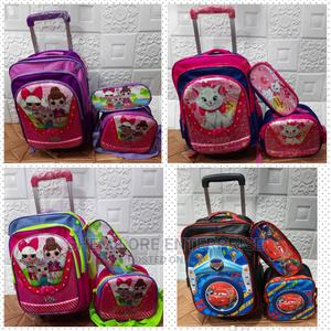 Trolley School Bag   Bags for sale in Lagos State, Lagos Island (Eko)