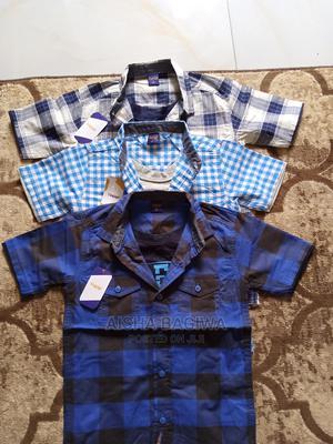 Boys Shirt Cotton At Affordable Price. | Children's Clothing for sale in Katsina State, Katsina