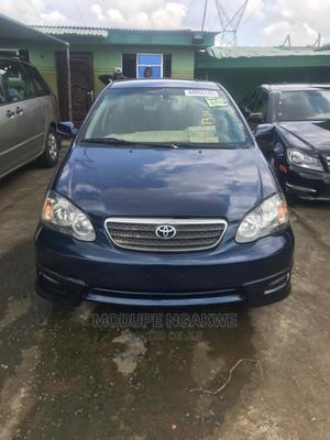 Toyota Corolla 2006 S Blue | Cars for sale in Lagos State, Alimosho