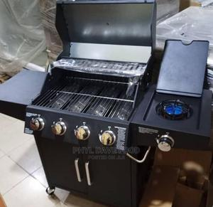 Black Bbq Grill | Restaurant & Catering Equipment for sale in Lagos State, Alimosho
