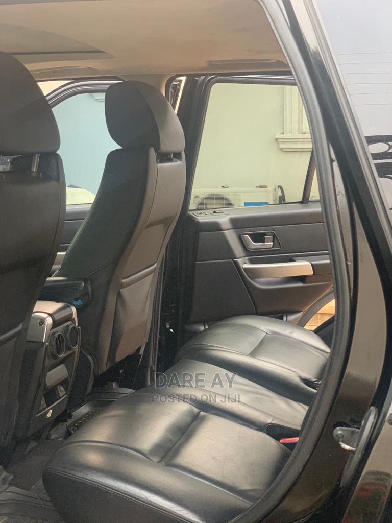 Land Rover Range Rover Sport 2008 Black   Cars for sale in Agege, Lagos State, Nigeria