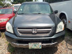 Honda Pilot 2003 Gray   Cars for sale in Abuja (FCT) State, Kubwa