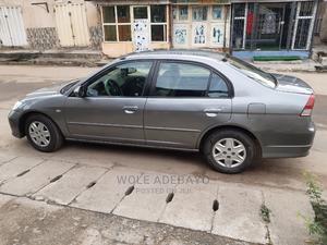 Honda Civic 2005 1.6i LS Automatic Gray | Cars for sale in Lagos State, Ogudu