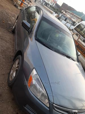 Honda Accord 2007 2.0 Comfort Automatic Gray | Cars for sale in Oyo State, Ibadan