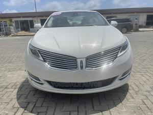 Lincoln MKZ 2012 White   Cars for sale in Lagos State, Ajah