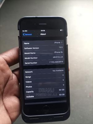 Apple iPhone 6s 64 GB Silver   Mobile Phones for sale in Osun State, Ife