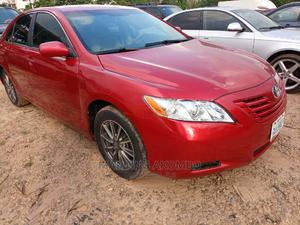 Toyota Camry 2008 Red   Cars for sale in Abuja (FCT) State, Garki 2