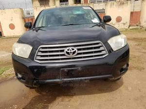 Toyota Highlander 2008 Black | Cars for sale in Oyo State, Ibadan