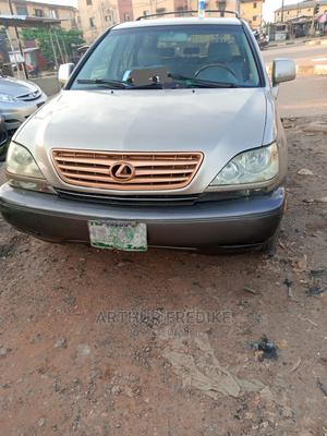 Lexus RX 2002 Gold | Cars for sale in Lagos State, Isolo